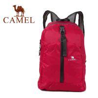 camel骆驼户外登山包 徒步 登山双肩背包女性皮肤包