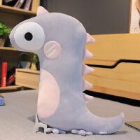 【2件5折】毛绒玩具 新年礼物 予米艺 新款ins北欧动物睡觉抱枕 恐龙公仔毛绒玩具 床上靠垫 圣诞节礼物女 送女友
