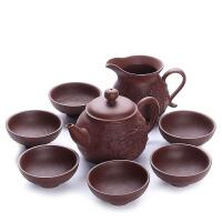 尚帝 牡丹国色 纯手工雕刻 浮雕紫砂茶具2015-DYPG-DP-88