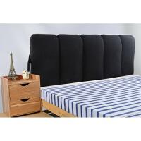 床头罩软包双人床靠垫大靠背现代简约木床头靠垫布艺软床头可拆洗定制