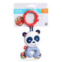 费雪(Fisher Price) 新生儿摇铃婴幼儿牙胶磨牙抓握玩具可爱动物系列玩具