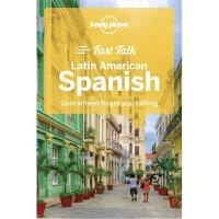 预订Lonely Planet Fast Talk Latin American Spanish