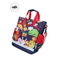 男女补课书包儿童补习袋小学生手提包美术袋拎书袋斜挎包