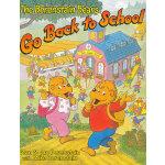 Berenstain Bears Go Back to School, The 贝贝熊:回学校 ISBN9780060526757