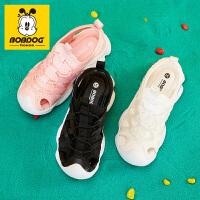 2019夏季新款男童女童包头中大童沙滩鞋童鞋儿童凉鞋