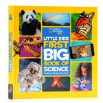 英文原版绘本 美国国家地理 National Geographic Little Kids First Big Boo