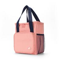 饭盒袋饭盒包手提包手拎女包帆布保温袋子铝箔加厚妈咪带饭便当包