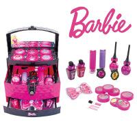 儿童化妆品公主玩具彩妆套装女孩子 过家家生日礼物创意梳妆台KLD