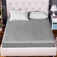 床笠加厚夹棉床罩单件床垫套罩席梦思保护套全包防尘罩可拆卸拉链