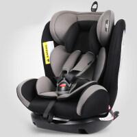 儿童安全座椅 儿童座椅汽车用可躺isofix接口0-4-12岁婴儿宝宝