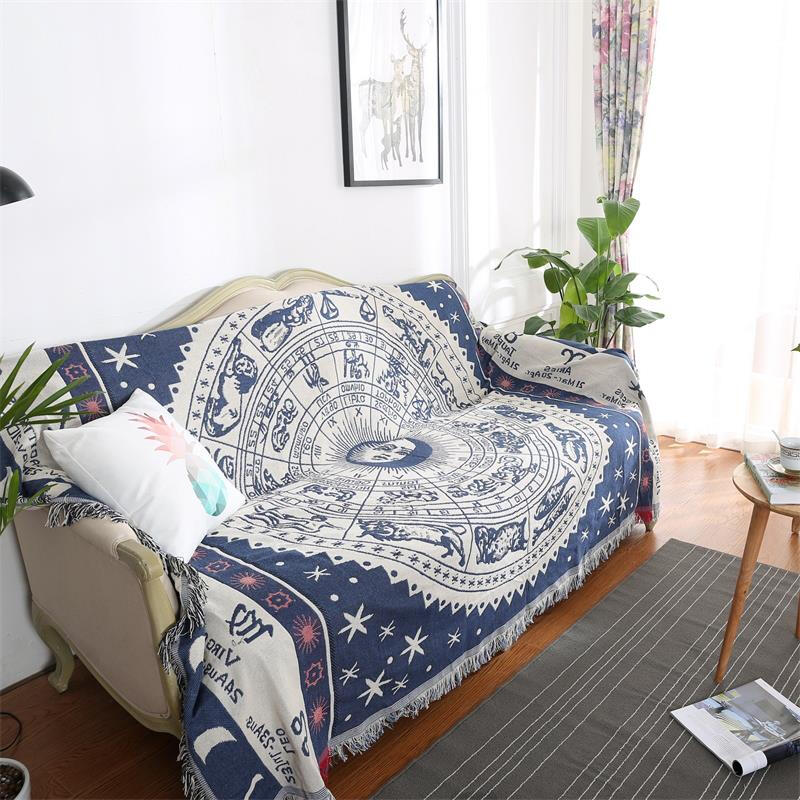 美式乡村沙发巾防尘罩复古怀旧棉毯沙发毯全盖地毯飘窗垫定制   定制商品(定金)下单前请咨询客服,定制商品以咨询客服为准。否则本店有权不发货。