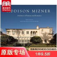 艾迪生米斯纳Addison Mizner建筑作品集 英文原版