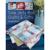 【预订】Sew Jelly Roll Quilts and Gifts