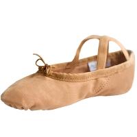 舞蹈鞋女�底�功鞋女童跳舞鞋形�w芭蕾舞鞋