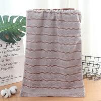 毛巾浴巾套装两件套纯棉吸水柔软家用情侣系套巾全棉定制