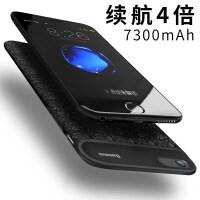 苹果6背夹充电宝电池iPhone6Plus6s手机壳器6p冲sp六