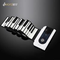 iWord诺艾88键手卷钢琴 电子琴 儿童乐器 标准音色 厂家B