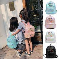 2019新款韩版时尚亲子包女孩公主学生休闲背包儿童书包双肩背包