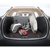 文丰适用于宝马5系525li朗逸途观凯美瑞Q5A5A6A4L翼虎CRV后备箱垫