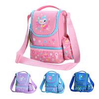 儿童饭盒包防水保温袋 手提便当包野餐包大容量午餐包