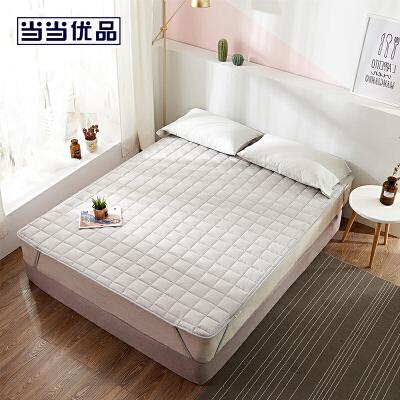 当当优品床垫 可水洗四季床褥榻榻米地铺垫保护垫 180*200cm 床垫 可水洗四季保护垫