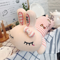 兔子毛绒玩具可爱女孩玩偶睡觉抱枕公仔懒人床上布娃娃生日礼物女
