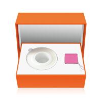 Hyan嘀嘀尿布 智能尿警标签 婴儿尿不湿纸尿裤报警器 新生儿尿片尿布尿裤 监测器 防走失警示器 亲肤透气 25片装M/L码