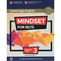 预订Mindset for IELTS Level 3 Teacher's Book with Class Audio: