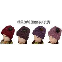 中老年女装棉衣奶奶冬装加绒60-70-80岁老人加厚棉袄保暖外套 +帽子