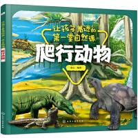 让孩子着迷的第一堂自然课――爬行动物