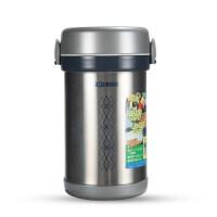 保温饭盒NC09真空不锈钢大容量学生饭盒分格多层保温桶便当盒抖音 SL-NC09-ST