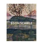 【预订】Egon Schiele埃贡・席勒 Landscapes风景画 进口原版画册