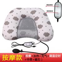 颈椎枕头修复专用牵引热疗充气电动按摩劲椎病人护颈枕头