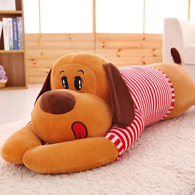 趴趴狗抱枕毛绒玩具狗狗公仔抱着睡觉的娃娃床上可爱女孩玩偶礼物抖音