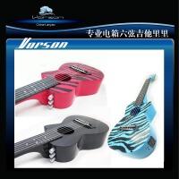 支持货到付款 vorson 28寸 电箱 吉他 小吉他 旅行吉他 吉他丽丽 guitalele 6弦 电箱 吉他里里