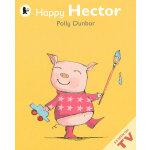 Happy Hector BBC动画《提莉和她的朋友》系列:快乐的小猪 ISBN9781406340488