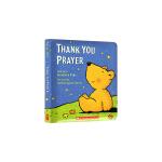 Thank You Prayer 英文原版绘本 Caroline Jayne 卡洛琳杰恩 名家作品