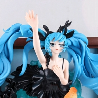初音未来 虚拟歌手 Miku 深海少女 深海初音 国产精品 动漫手办女模型