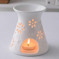 新品陶瓷大容量香薰蜡烛炉精油灯香薰灯美容院香薰炉