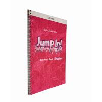 牛津幼儿英语教材 Jump In! Teacher's Book Level Starter