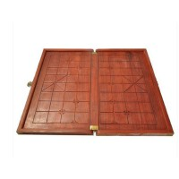好吉森鹤/北京线上50元包邮//5.0规格棋子适用棋盘/红实木大号折叠棋盘/实木制作立体雕刻图案精品中国象棋棋盘--------------------1个+送品YY548974