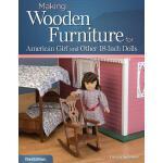 【预订】Making Wooden Furniture for American Girl and Other 18-