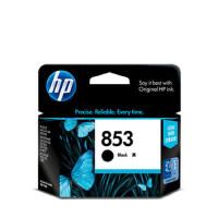 惠普(HP)C8767ZZ 853号 黑色墨盒适用Photosmart B8338 HP7108