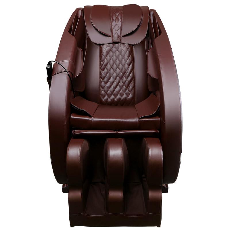 凯仕乐(Kasrrow) (国际品牌) 零重力太空舱按摩椅 智能全自动全新按摩椅 褐色 KSR-983-1