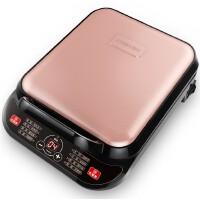 利仁 LR-D3303电饼铛家用双面加热自动断电新款电饼档 煎饼烙饼锅