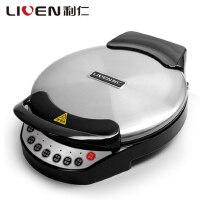 利仁LR-303F 电饼铛全自动双面加热煎烤饼机蛋糕机家用烙饼机 悬浮双面加热