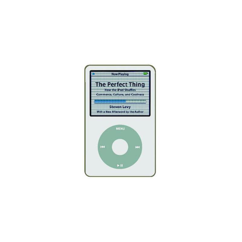 【预订】Perfect Thing: How the iPod Shuffles Commerce, Culture, and Coolness 预订商品,需要1-3个月发货,非质量问题不接受退换货。