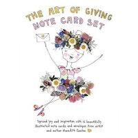 预订The Art of Giving Note Card Set