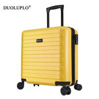【双11大促】多伦保罗 批发小行李箱18寸女万向轮密码箱拉杆箱旅行箱登机箱子