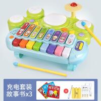 儿童宝宝电子琴玩具1-3岁婴儿早教益智钢琴女孩初学者琴生日礼物